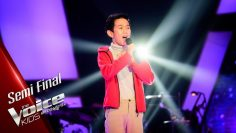 แม็ค – ดาว – Semi Final – The Voice Kids Thailand – 24 June 2019