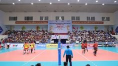 AVC WOMENS U23 VOLLEYBALL CHAMPIONSHIP 2019 | POOL E | VIE – CHN