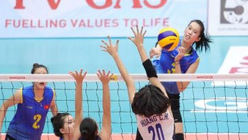 AVC WOMENS U23 VOLLEYBALL CHAMPIONSHIP 2019 | POOL E | VIE – TPE