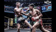 THE CHAMPION MUAY THAI  มวยไทยตัดเชือก  (29-06-2019) #Uncensor  [ ENG .VER ] Full HD 1080p